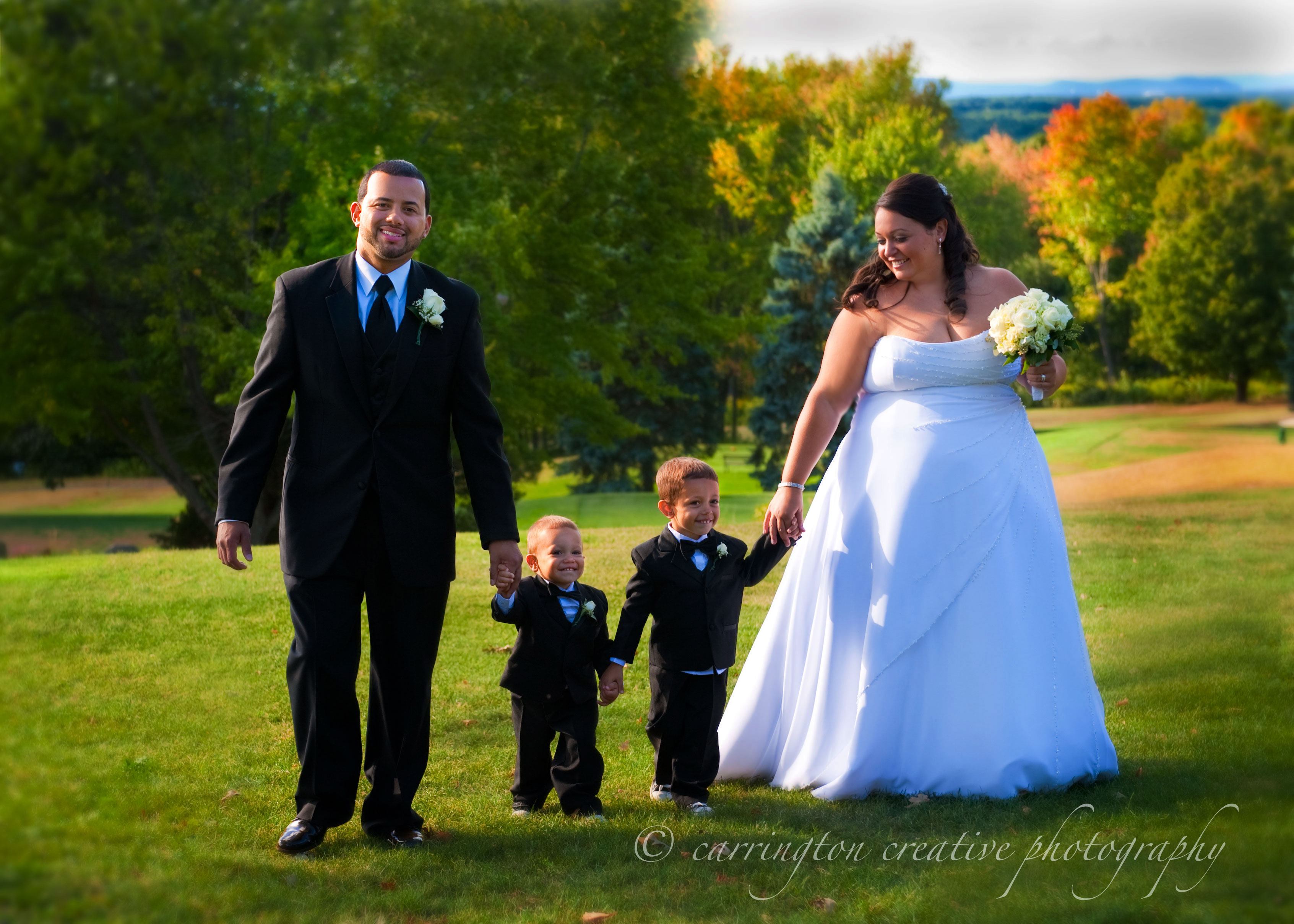 Family Photography Outdoor Lighting Fall Session Advertisements