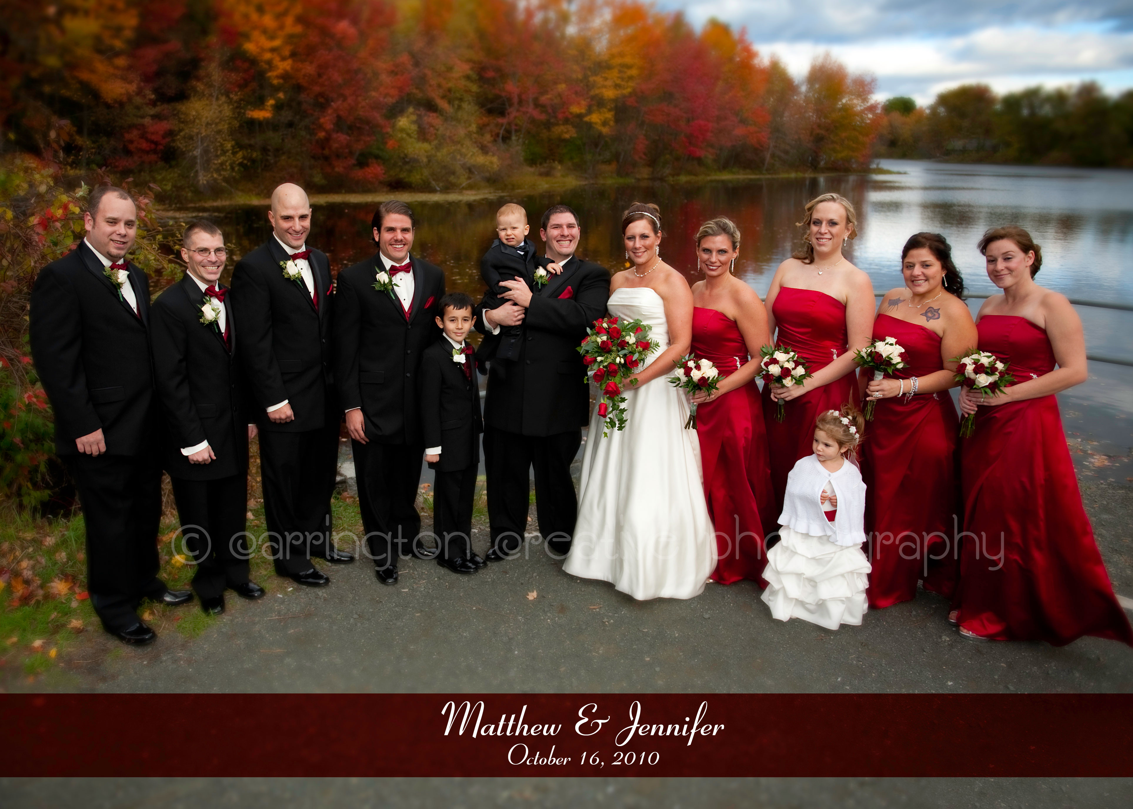 Featured Photos A Beautiful Fall Wedding Carrington